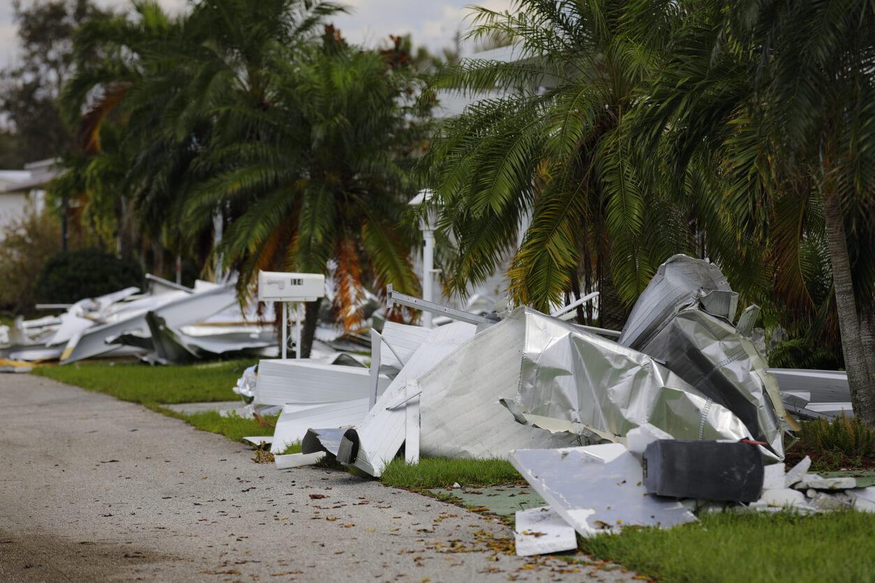 Going Home After Hurricane Harvey and Hurricane Irma